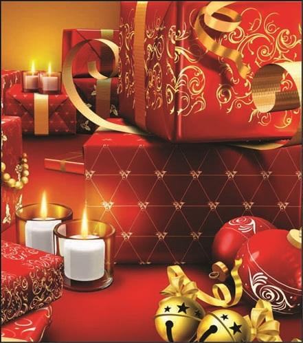 Cartão de Natal - Modelo 02