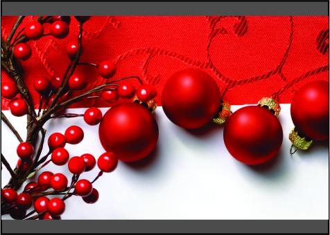 Cartão de Natal - Modelo 04