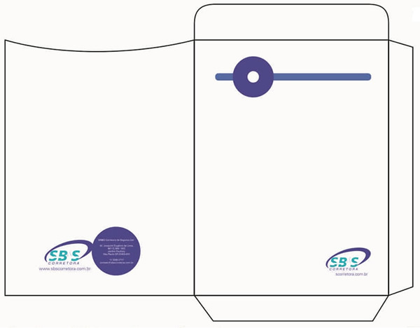 Top Envelopes Personalizados – Criacom YH43