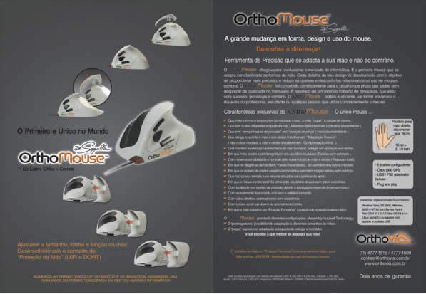 Folder Ortho Mouse
